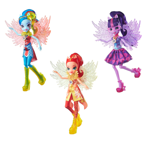 Hasbro My Little Pony B6479 Equestria Girls Кукла Легенда Вечнозеленого леса (в ассортименте) my little pony equestria girls кукла легенда вечнозеленого леса эпл джек