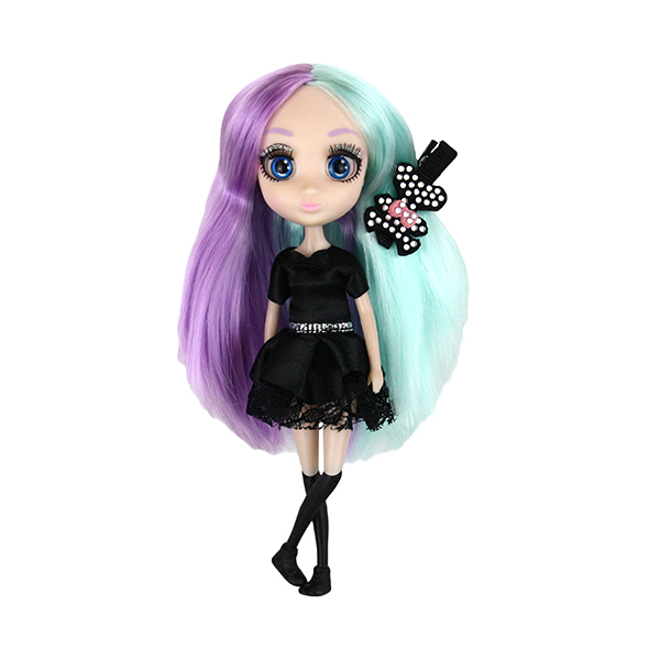 Shibajuku Girls HUN6675 Кукла Йоко, 15 см
