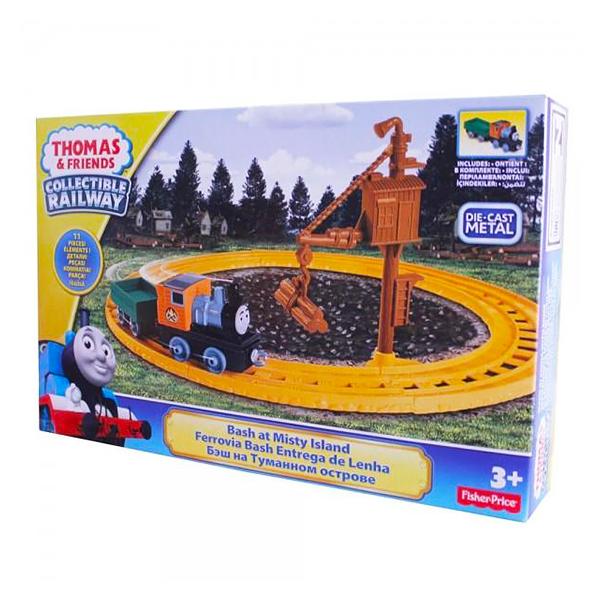 """Mattel Thomas & Friends CDY28 Томас и друзья Игровой набор """"Бэш на туманном острове"""""""