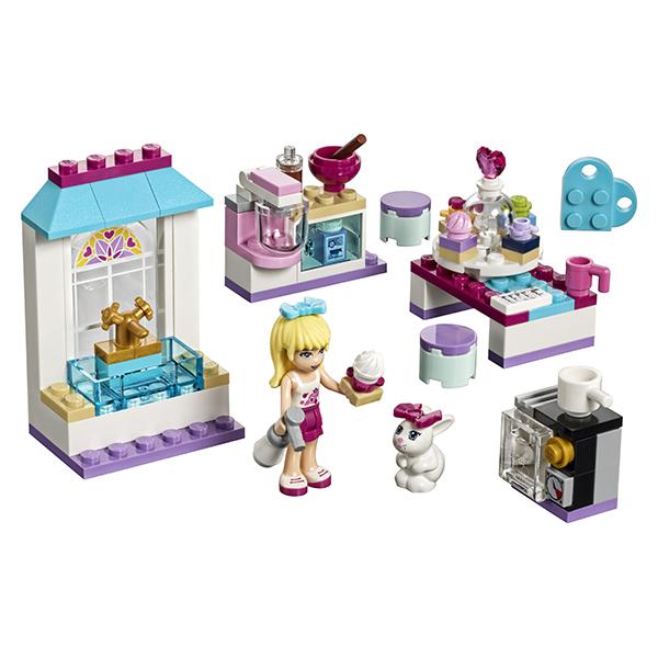 Lego Friends 41308 Конструктор Лего Подружки Кондитерская Стефани