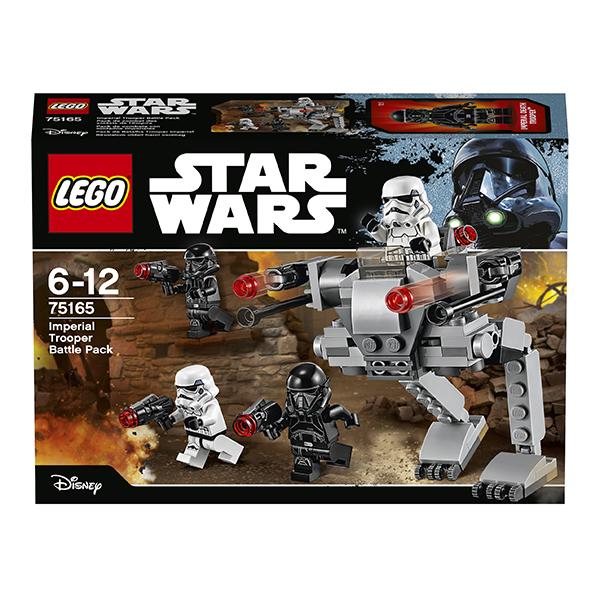 Lego Star Wars 75165 Конструктор Лего Звездные Войны Боевой набор Империи