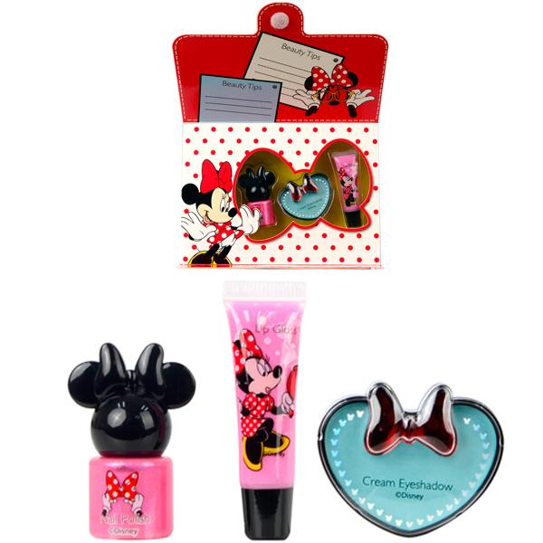 Markwins 9703251 Minnie Игровой набор детской декоративной косметики для лица и ногтей markwins игровой набор детской декоративной косметики для лица и ногтей минни маус
