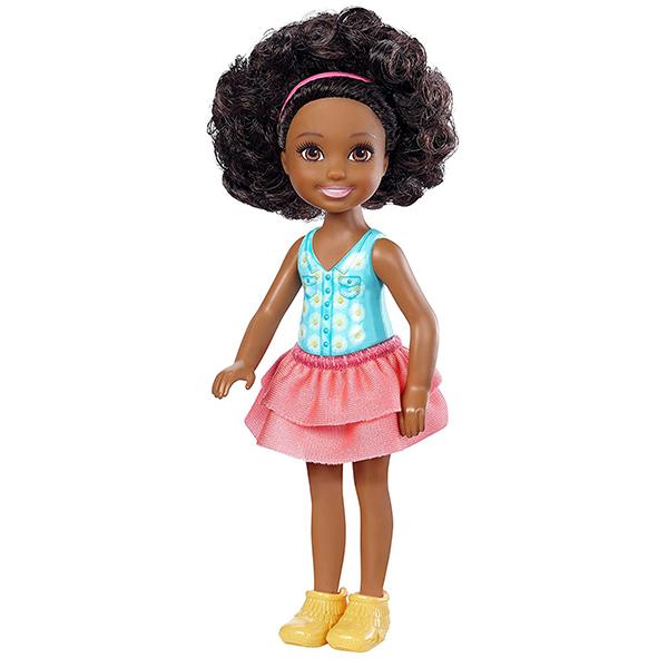 Mattel Barbie DWJ35 Барби Кукла Челси кукла кана из серии джуку