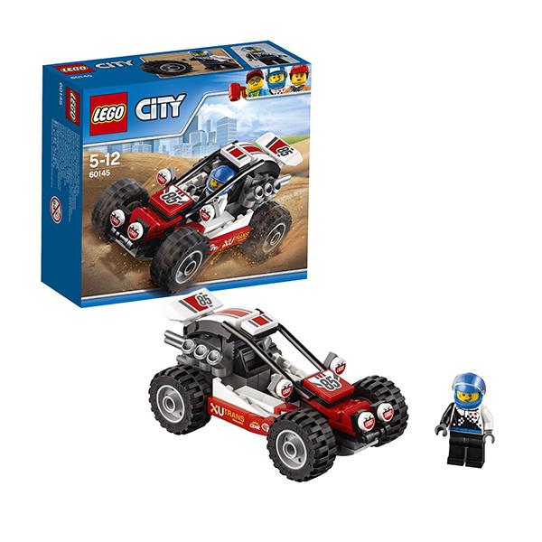 Lego City 60145 Лего Город Багги lego lego city 7281 лего город т образная развязка