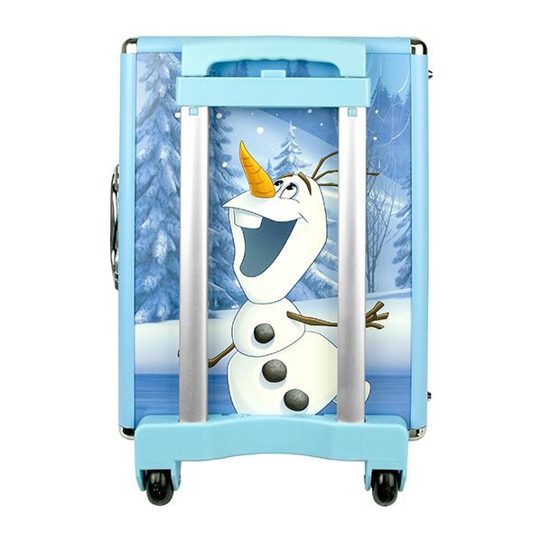 Markwins 9607351 Frozen Набор детской декоративной косметики в дорожном чемодане