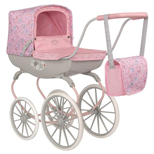 Zapf Creation Baby Annabell 1423625 Бэби Аннабель Коляска винтажная (2020) недорого