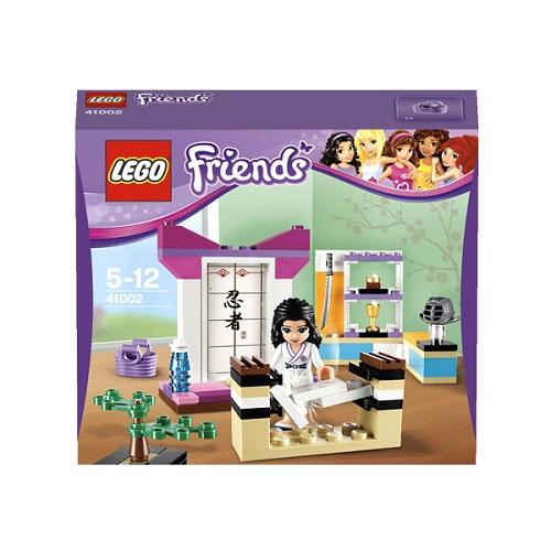 Конструктор Lego Friends 41002 Лего Подружки Эмма-каратистка