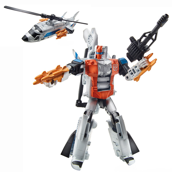 Hasbro Transformers B0974 Трансформеры Дженерэйшнс: Комбайнер Ворс Дэлюкс (в ассортименте) transformers generations combiner wars deluxe class air raid figure