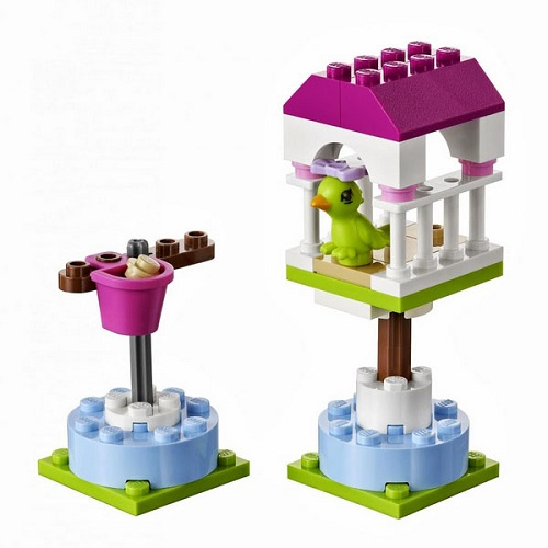 Lego Friends 41024 Конструктор Домик попугая