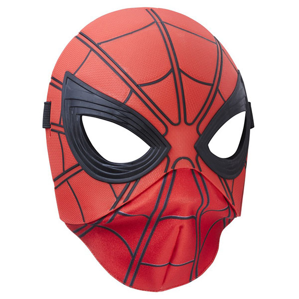 Hasbro Spider-Man B9694 Маска Человека-паука (пластик и ткань) маска супергероя человек паук
