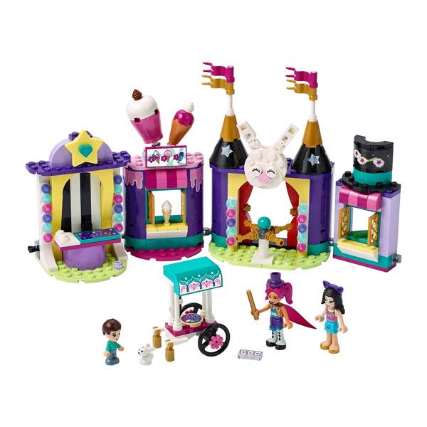 LEGO Friends 41687 Конструктор ЛЕГО Подружки Киоск на волшебной ярмарке
