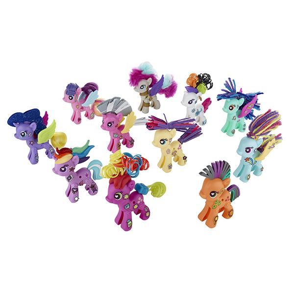 Hasbro My Little Pony A8206 Игровой набор (в ассортименте) цена