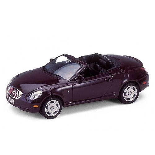 Welly 42336 Велли Модель машины 1:34-39 LEXUS SC430 welly модель автомобиля audi r8 v10 цвет красный