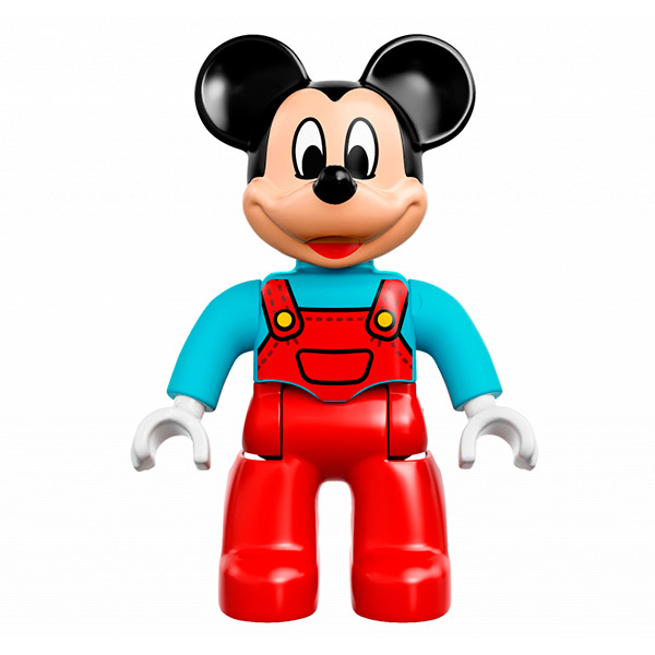 LEGO DUPLO 10829 Конструктор ЛЕГО ДУПЛО Мастерская Микки