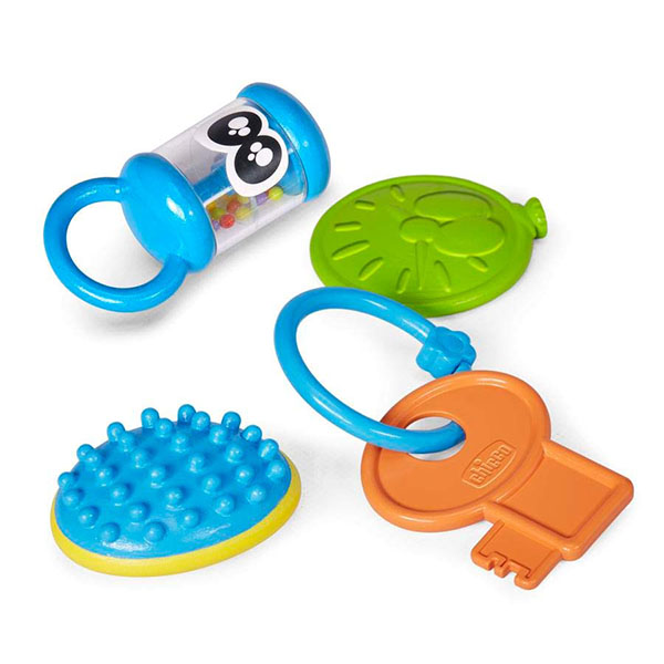 CHICCO TOYS 7891AR Набор игрушек Baby senses