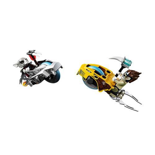 Lego Legends of Chima 70011 Конструктор Замок Клана Орлов