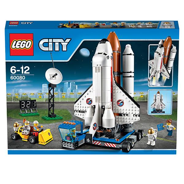 LEGO City 60080 Конструктор ЛЕГО Город Космодром