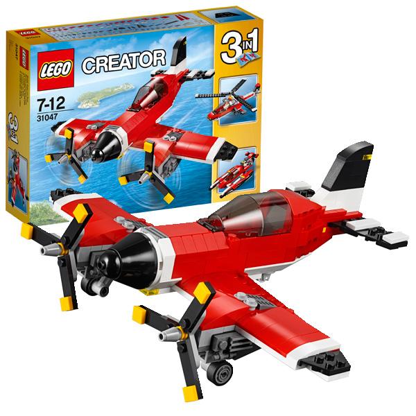 Lego Creator 31047 Лего Криэйтор Путешествие по воздуху конструкторы lego lego игрушка криэйтор магазин по продаже игрушек и продуктов номер модели 31036 lego creator