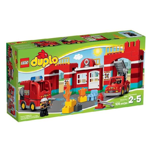 Lego Duplo 10593 Пожарная станция
