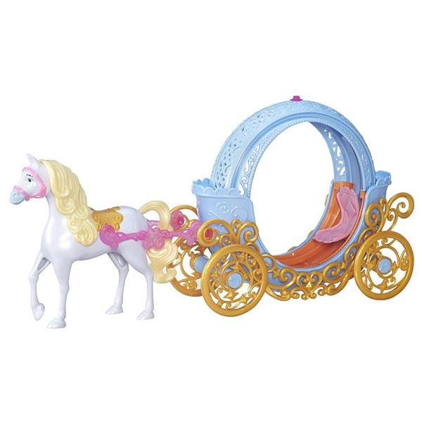 Hasbro Disney Princess B6314_9 Трасформирующаяся карета Золушки (кукла не входит в набор)