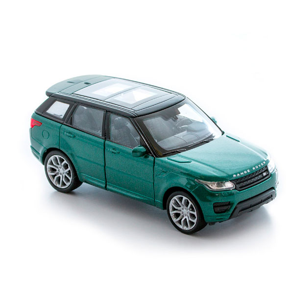 Welly 43698 Велли модель машины 1:34-39 Land Rover Range Rover Sport welly модель машины 1 33 land rover range 39882 синий