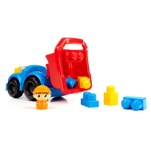 Mattel Mega Bloks CND82 Мега Блокс Маленькие транспортные средства