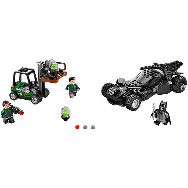 Lego Super Heroes 76045 Конструктор Лего Супер Герои Перехват криптонита