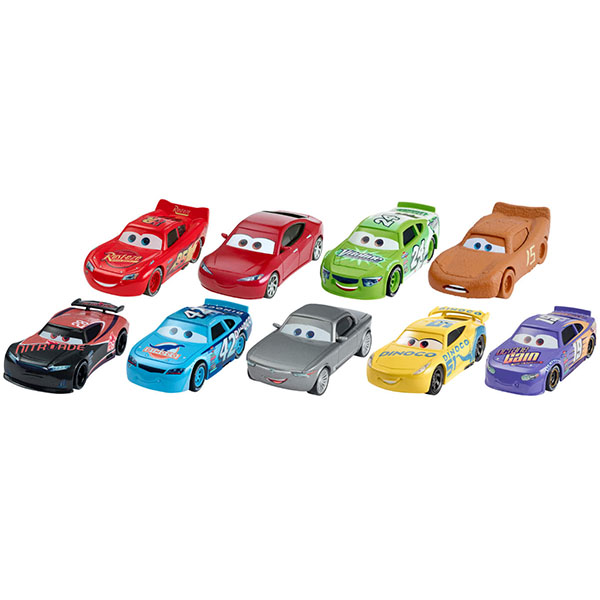 Mattel Cars DXV29 Базовые машинки Тачки (в ассортименте) waterproof connector sp13 type 2 3 4 5 6 7pin ip68 cable connector plug and socket