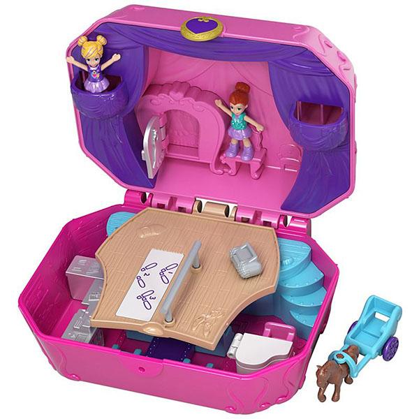 Mattel Polly Pocket GCJ88 Игровой наборМир Полли игровой набор mattel polly pocket мир полли fry35