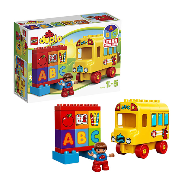 Lego Duplo 10603 Конструктор Мой первый автобус