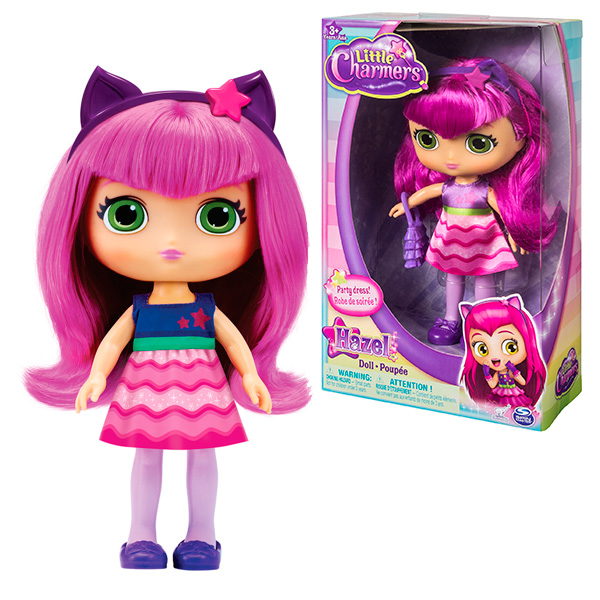 Little Charmers 71701_9 Кукла 20 см (в ассортименте)