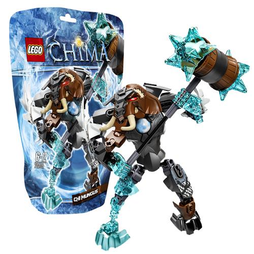 Лего Legends of Chima 70209 Конструктор ЧИ Мангус