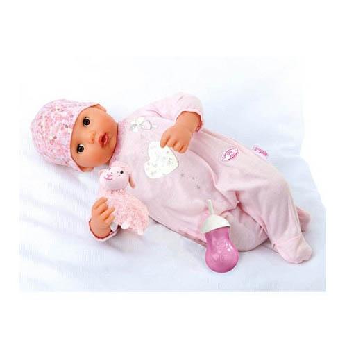 Zapf Creation Baby Annabell 790-359_1 Бэби Аннабель Кукла Романтичная, 46 см