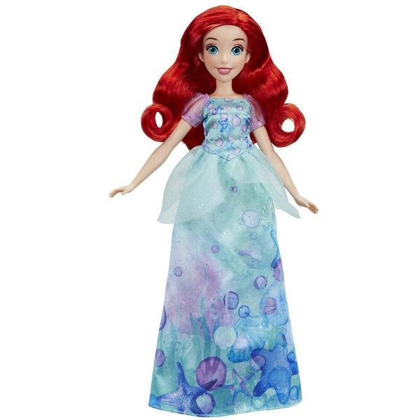 Hasbro Disney Princess B5284/E0271 Классическая модная кукла Принцесса - Ариэль hasbro disney princess b5285 классическая модная кукла ариэль