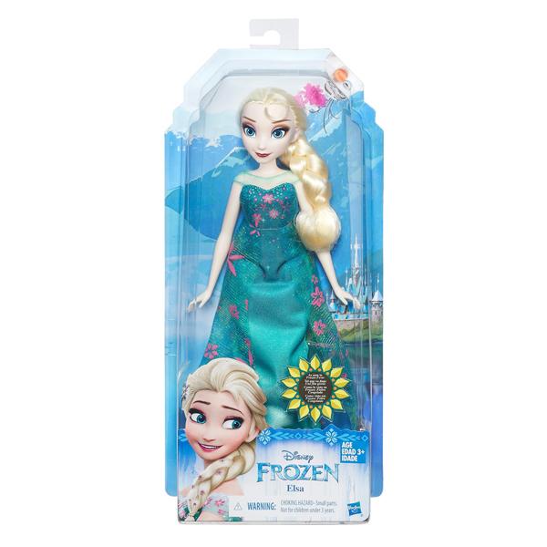 Hasbro Disney Frozen B5165 Кукла Эльза Холодное Торжество