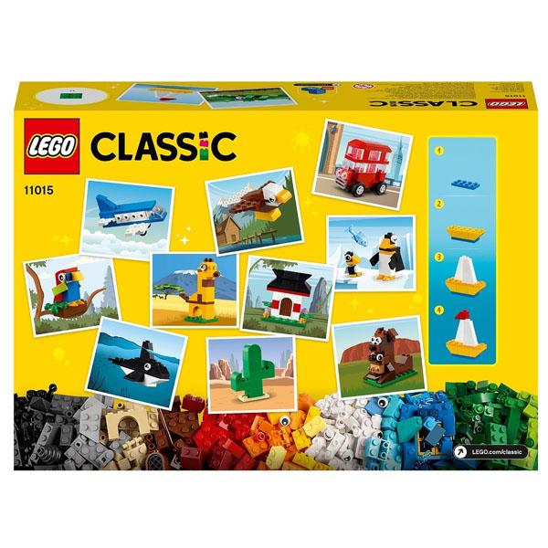 LEGO Classic 11015 Конструктор ЛЕГО Классик Вокруг света