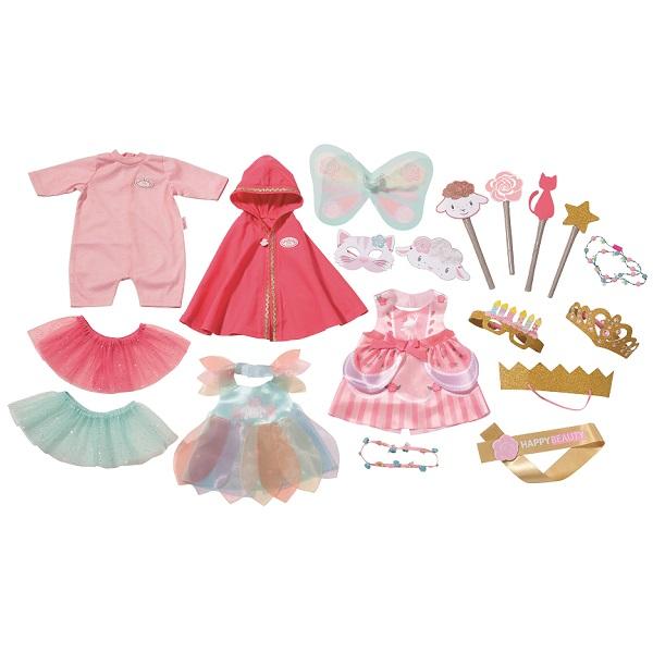 Zapf Creation Baby Annabell 700-693 Бэби Аннабель Костюмы для вечеринки
