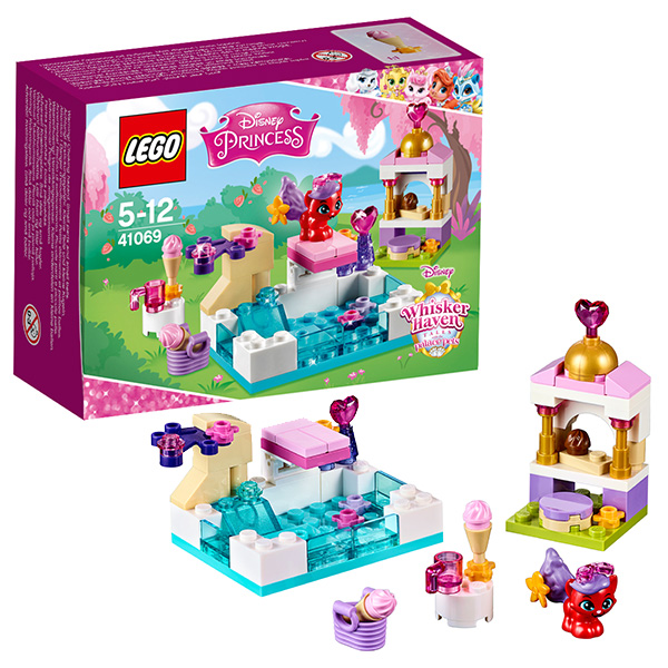 Lego Disney Princess 41069 Конструктор Лего Принцессы Дисней Королевские питомцы: Жемчужинка