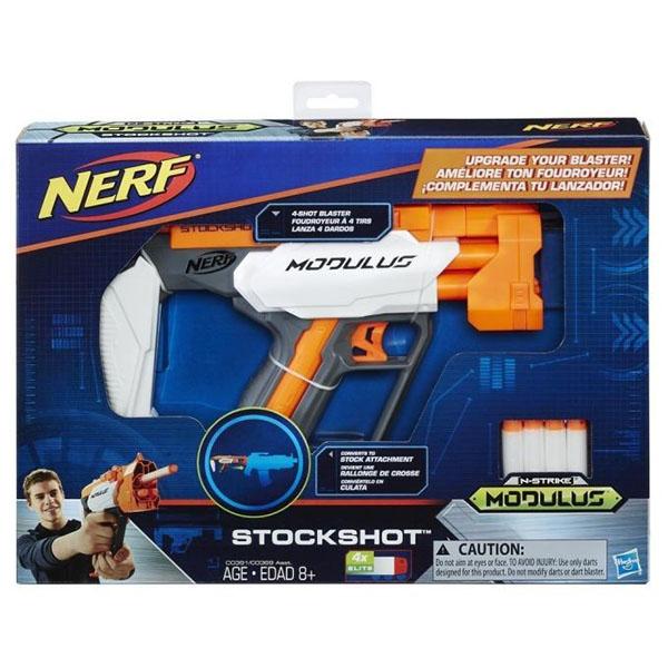 Hasbro Nerf C0389 Нерф Модулус Бластер-аксессуар (в ассортименте)
