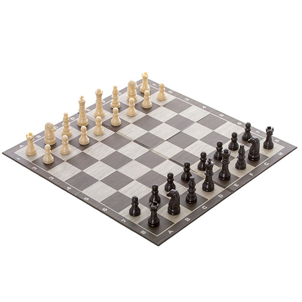 Spin Master 6038140 Настольная игра Шахматы классические spin master большой автомобиль спасателей погрузчик рокки щенячий патруль