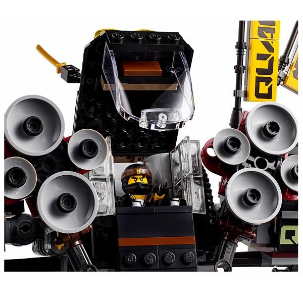 Lego Ninjago 70632 Конструктор Лего Ниндзяго Робот Землетрясений
