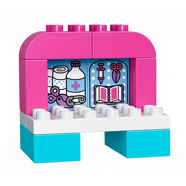 Lego Duplo 10828 Конструктор Ветеринарная клиника доктора Плюшевой