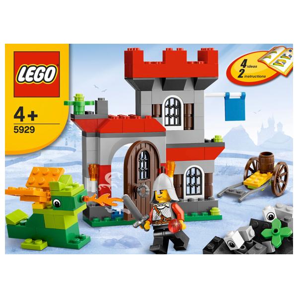 Конструктор Lego Creator 5929 Конструктор Строим замки