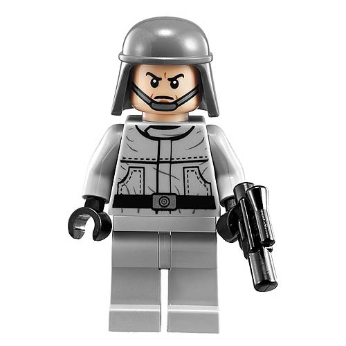 Lego Star Wars 9679 Конструктор Лего Звездные войны AT-ST и планета Эндор