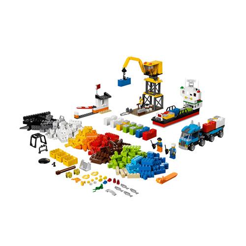 Конструктор Лего Криэйтор 10663 Конструктор Сундучок для творчества