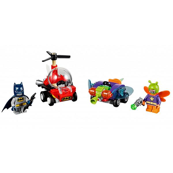 Lego Super Heroes Mighty Micros 76069 Конструктор Лего Супер Герои Бэтмен против Мотылька-убийцы