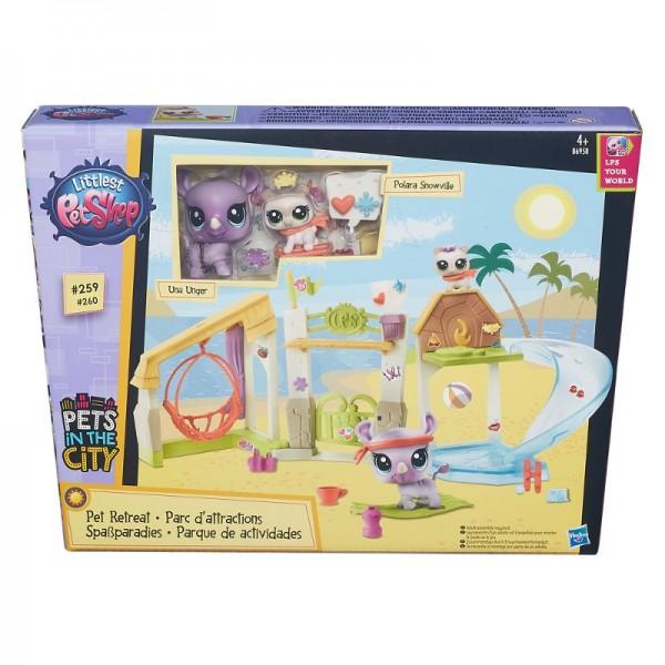 """Littlest Pet Shop B5565 Литлс Пет Шоп Игровой набор """"Городские сценки"""" (в ассортименте)"""