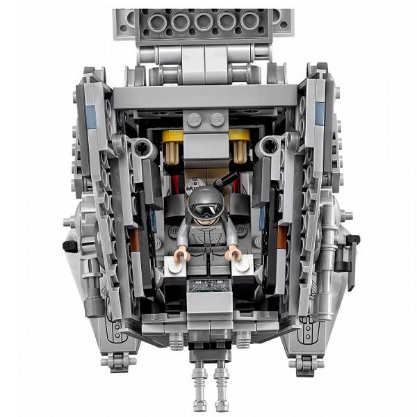 Lego Star Wars 75153 Конструктор Лего Звездные Войны Разведывательный транспортный шагоход AT-ST