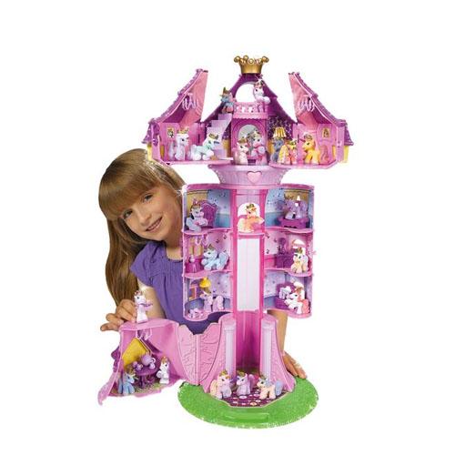 Игровой набор Filly Fairy 75-20 Филли Феи Сказочная башня