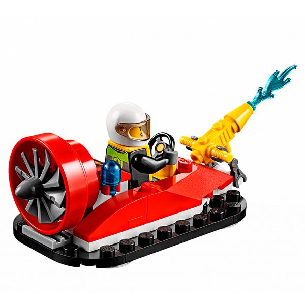 """LEGO City 60106 Конструктор ЛЕГО Город Набор для начинающих """"Пожарная охрана"""""""